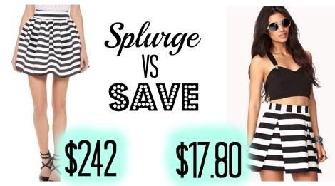 Splurge vs Save Blog Post Main